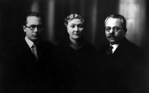 1932г Иван Ганка и Христо Пастухови