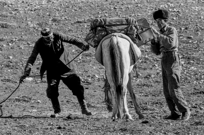 Nomads Kirgiz Vakhan Koridor Afganistan 2006