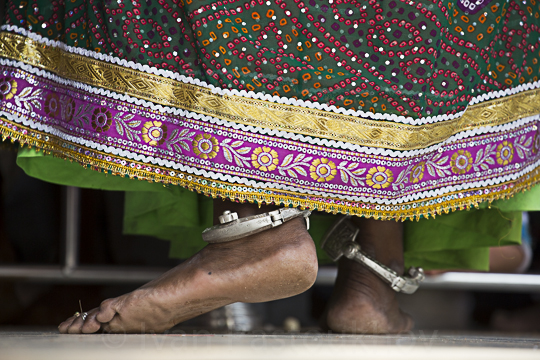 La beauté Gujarat