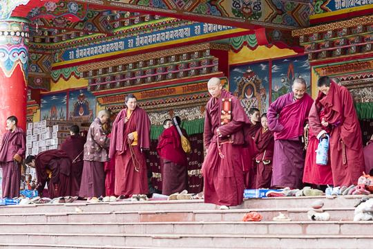 Dzongsar valey