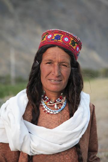 Vakhi woman